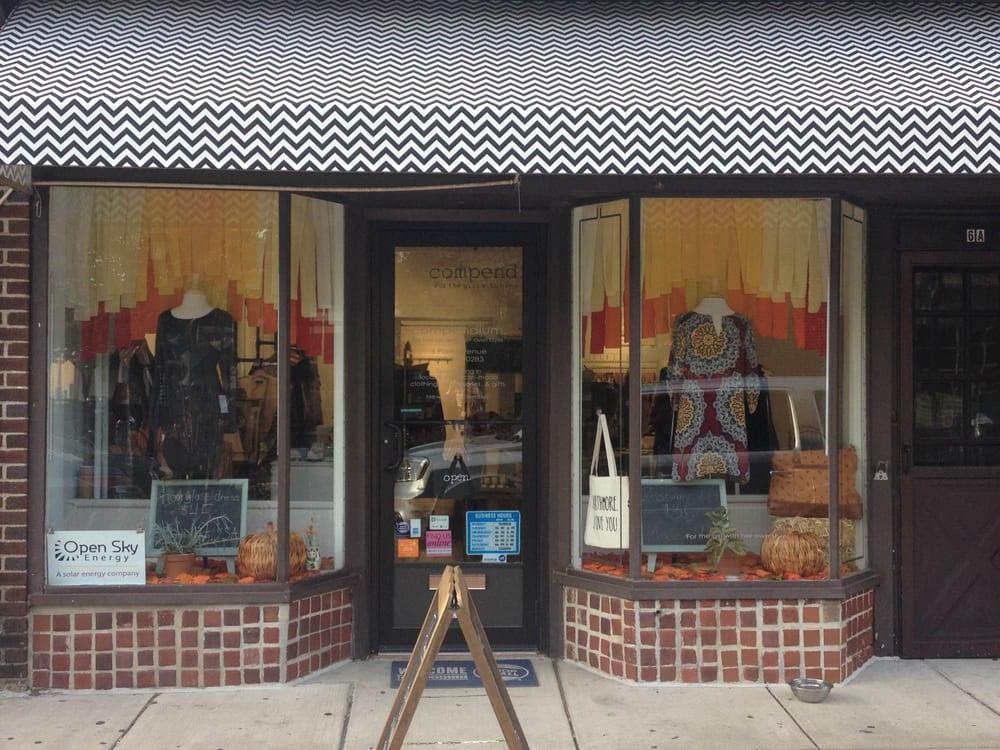 Compendium Boutique: 6 Park Ave, Swarthmore, PA