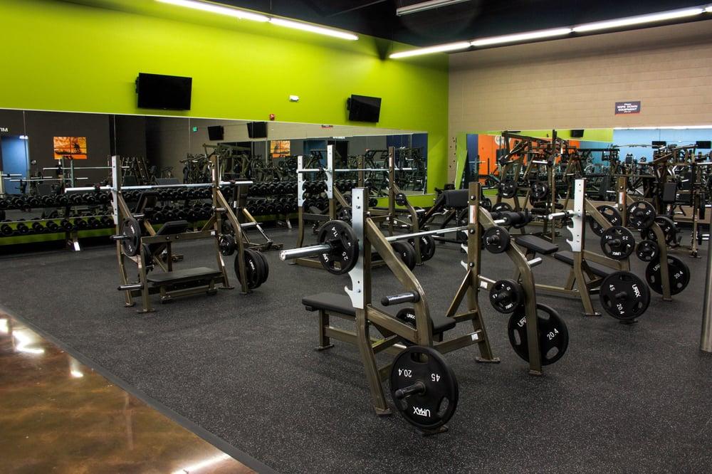Roseville fitness evolution