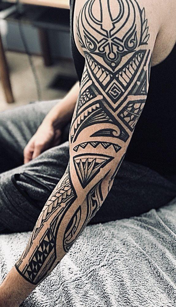 Revere Tattoo: 22622 Mission Blvd, Hayward, CA