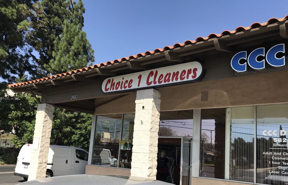 Choice 1 Cleaners