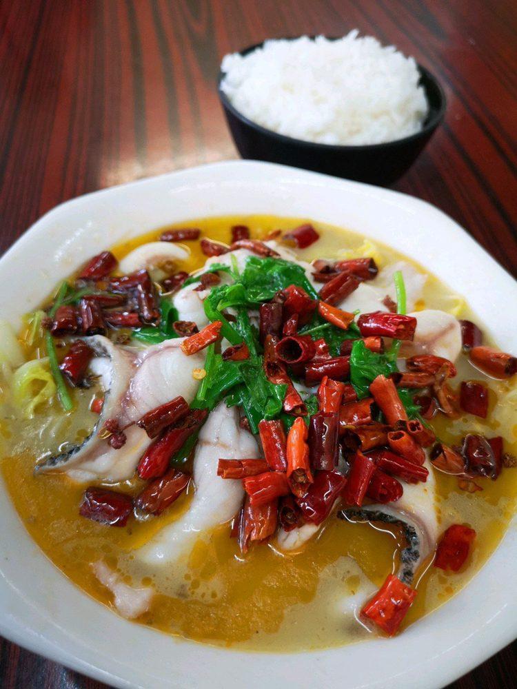 Sichuan Tasty Restaurant: 1829 Clement St, San Francisco, CA