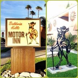 Baldwin hills motor inn 10 anmeldelser hoteller 3020 for Motor inn los angeles
