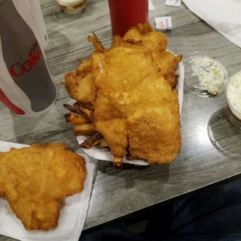 Spud fish chips 180 photos 302 reviews seafood for Spuds fish and chips