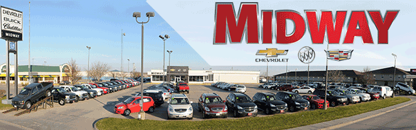 Midway Chevrolet Buick Cadillac GMC