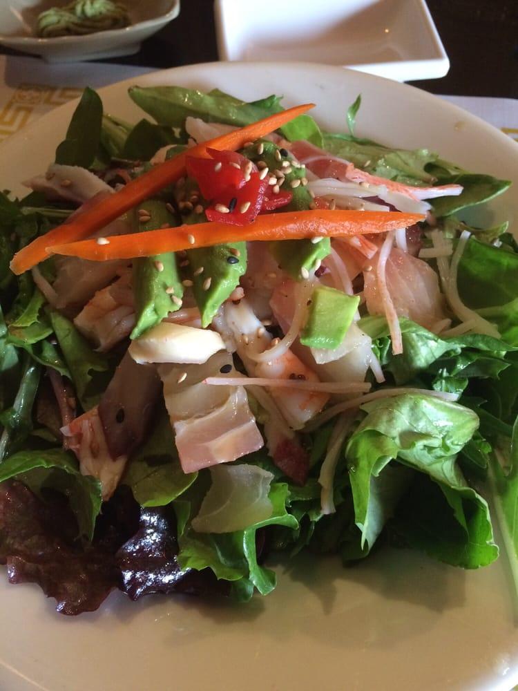 Seafood Salad Fresh And Good Yelp