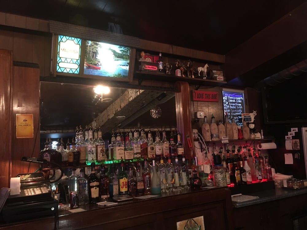 Wagon Wheel Bar and Grill: 109 Main St, Interior, SD