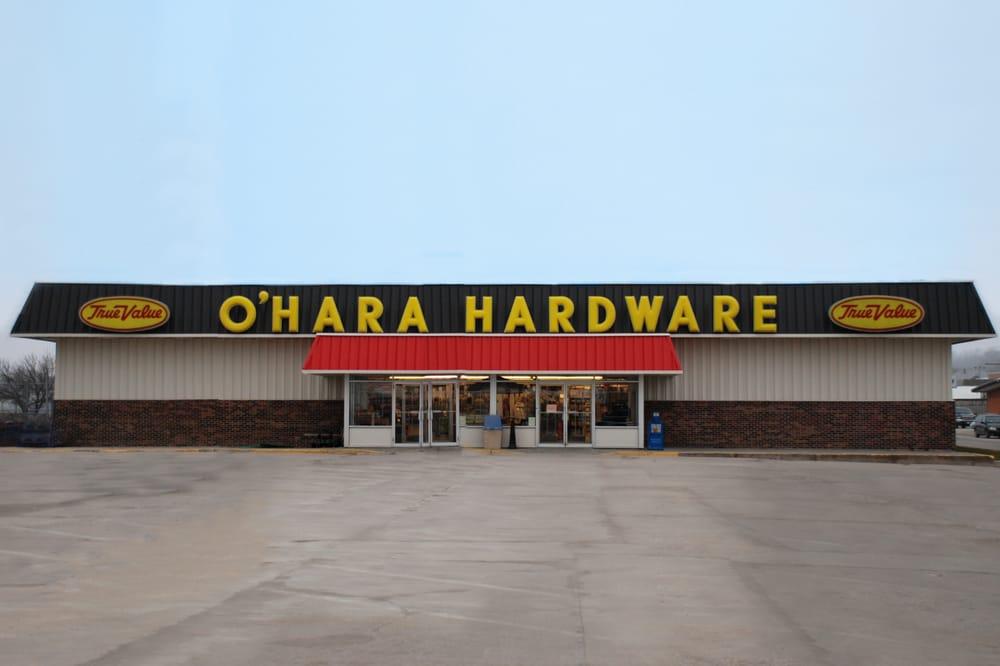 O'Hara True Value Hardware: 500 W Main St, Ottumwa, IA