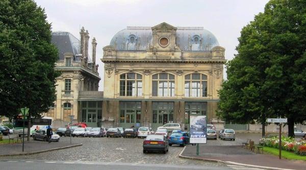 St omer railway station gare de saint omer gare - Chambre de commerce saint omer ...