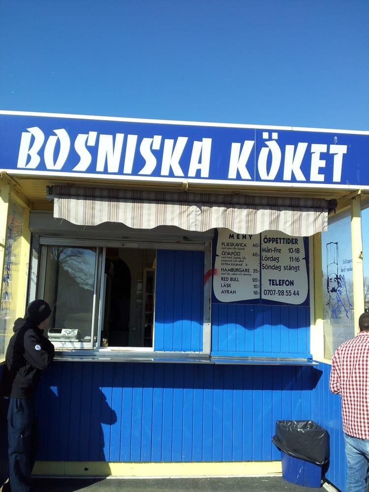 Bosniska Köket