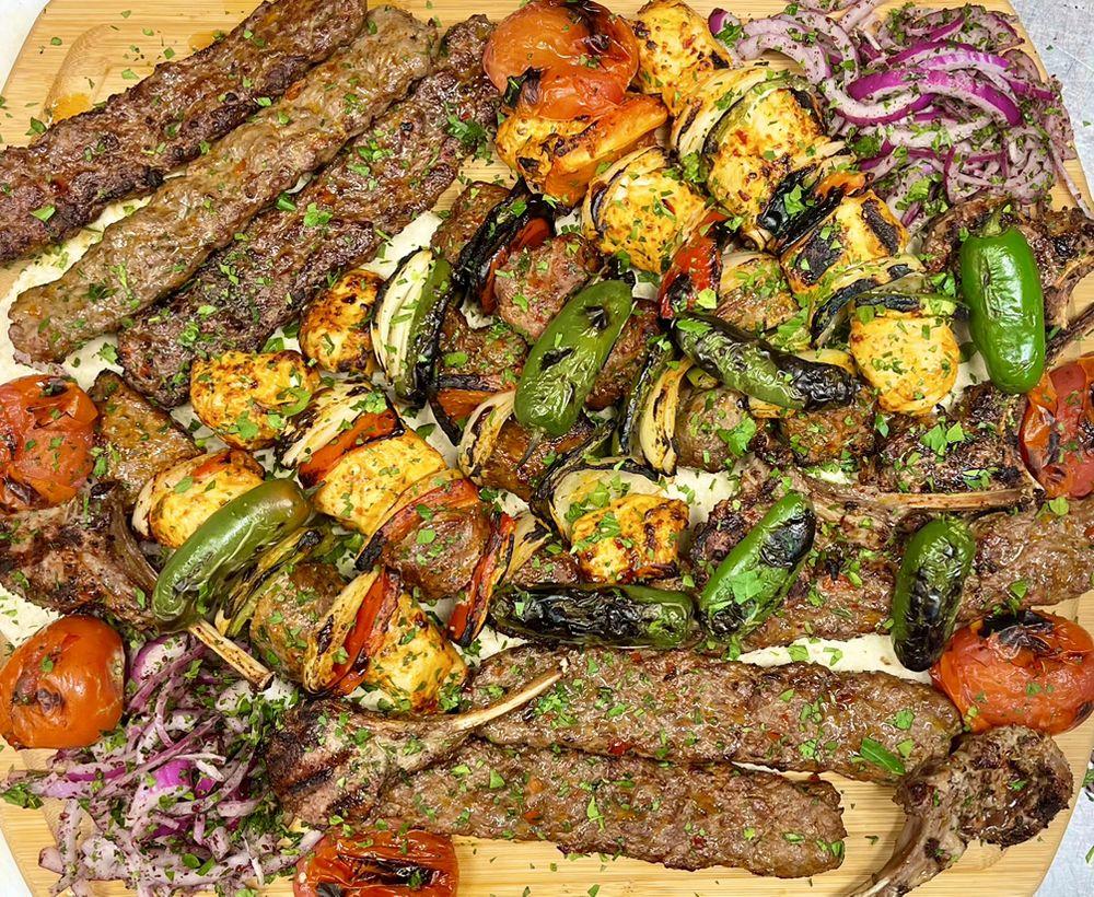 Blu Babylon Mediterranean Restaurant: 691 Rte 109, West Babylon, NY