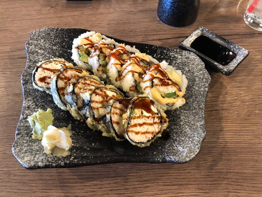 Maguro Sushi and Ramen: 3855 W Ray Rd, Chandler, AZ