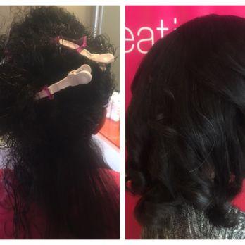 Blo Dry Bar Natural Hair