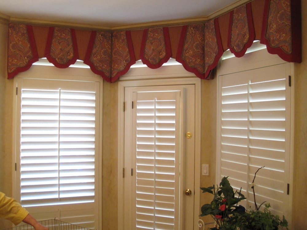 A Beautiful Valance Over Shutters Yelp
