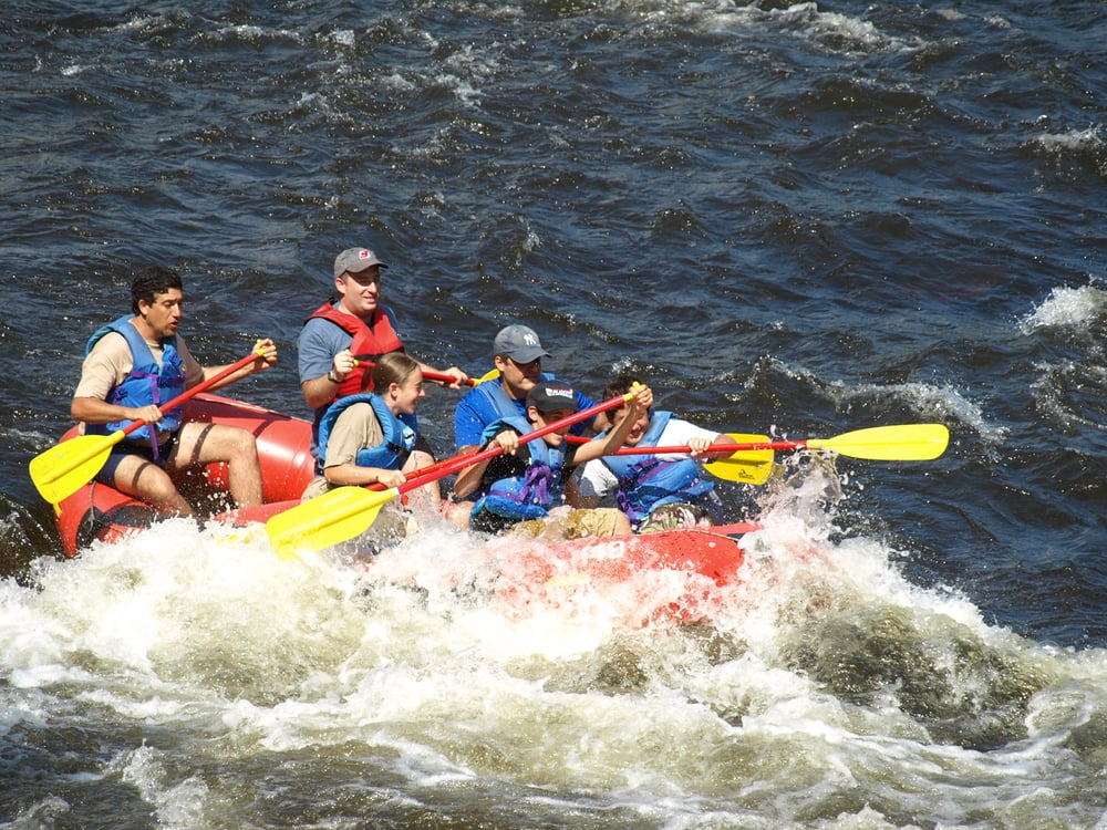 Whitewater Challengers: 288 N Stagecoach Rd, Weatherly, PA