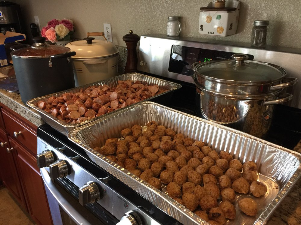 Lakeview Catering Company: 18175 Twain Harte Dr, Sonora, CA