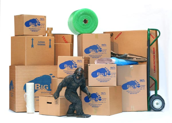 Big Foot Moving & Storage