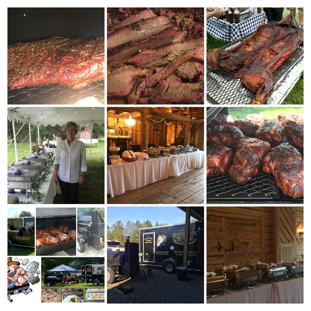 Southern Smokin' BBQ: 3175 Pine Log Rd, Emporia, VA