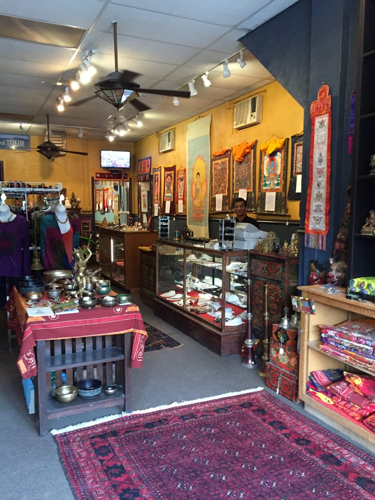 Himalayan Trade & Tour: 81 N Washington St, Berkeley Springs, WV