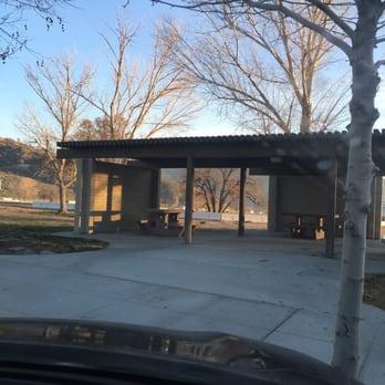 P O Of Fort Tejon Rest Area Lebec Ca United States Sun On