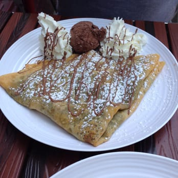 Photo of Crepes   Things   Hoboken  NJ  United States  Brownie chocolate  crepeCrepes   Things   CLOSED   40 Photos   46 Reviews   Creperies  . Good Restaurants In Hoboken New Jersey. Home Design Ideas