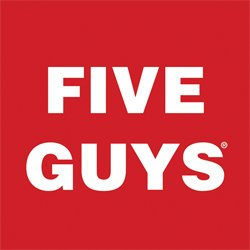 Five Guys: Forum 3, Almere, FL
