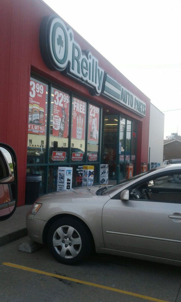 O'Reilly Auto Parts: 2318 New Hartford Rd, Owensboro, KY