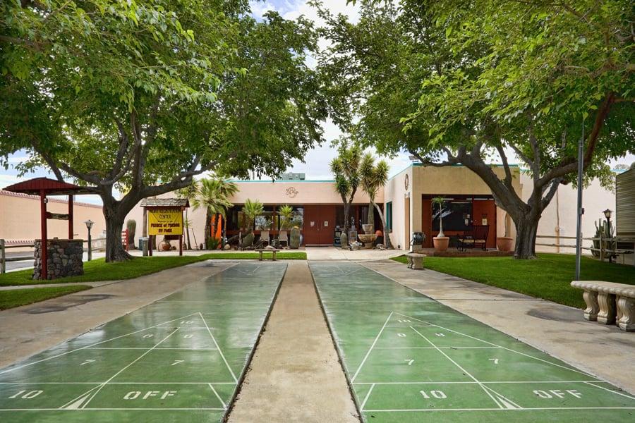 Prince of Tucson Rv Park: 3501 N Freeway Rd, Tucson, AZ