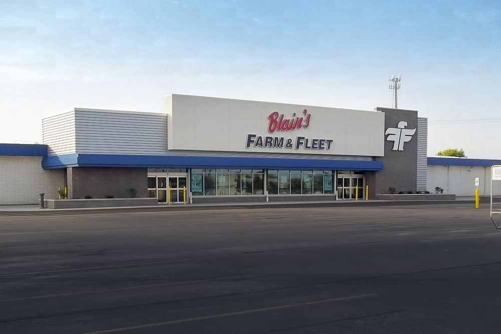 Blain's Farm & Fleet - Sterling, Illinois: 3913 East Lincolnway, Sterling, IL