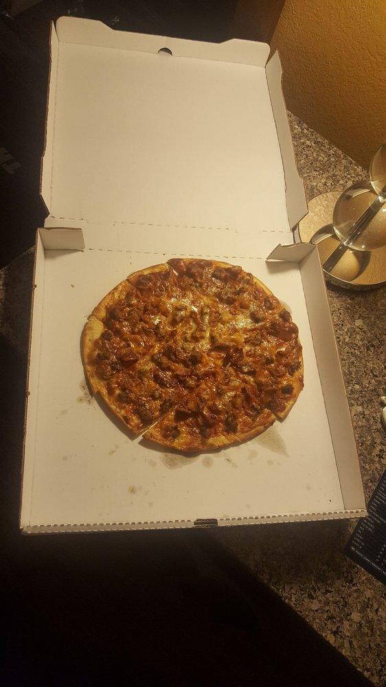 Nick & Elena's Pizzeria: 3007 Woodson Rd, Breckenridge Hills, MO