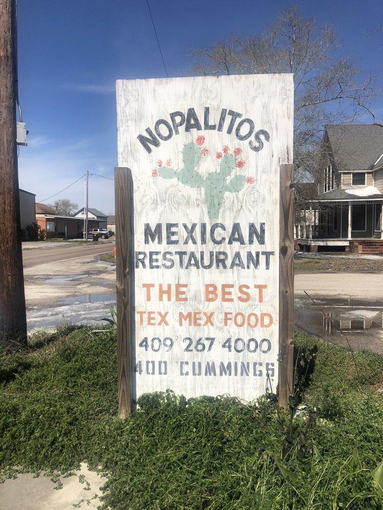 Nopalitos: 303 Cummings St, Anahuac, TX