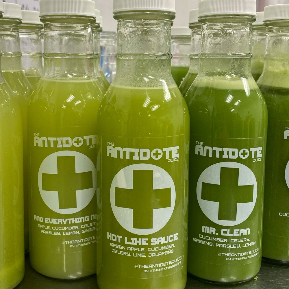 The Antidote Juice