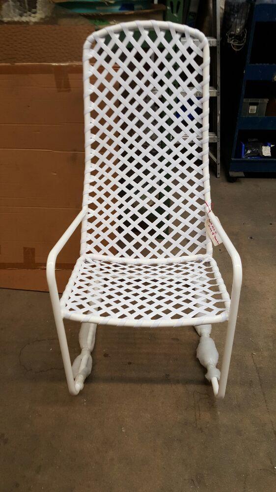 Brown Jordan Tamiami High Back Rocker Chair Yelp