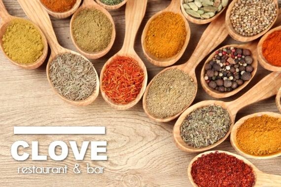 Clove Indian Restaurant & Bar: 1592 Amsterdam Ave, New York, NY