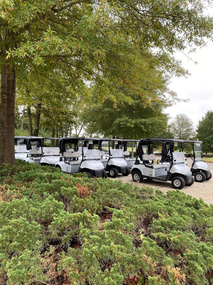 Robert Trent Jones Golf Trail At the Shoals: 990 Sunbelt Pkwy, Muscle Shoals, AL