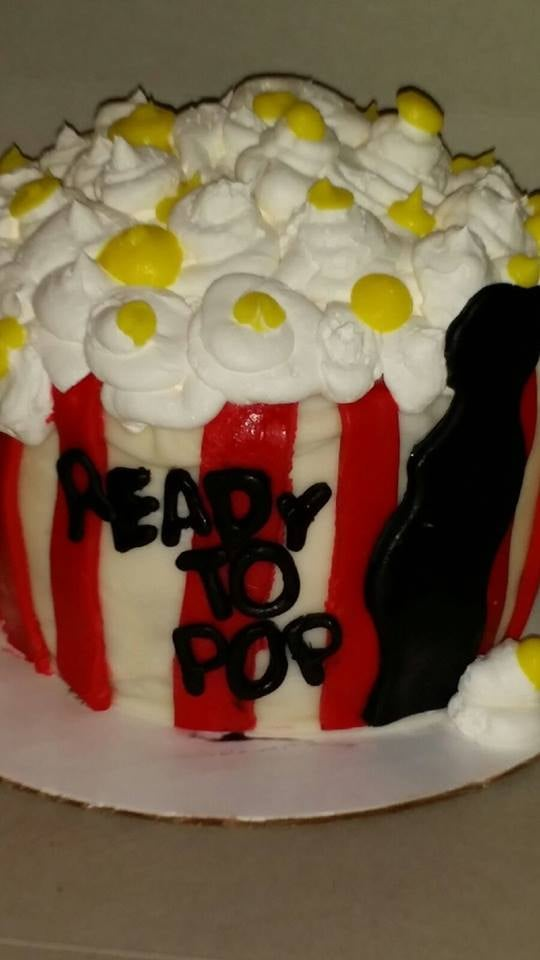 Church Girl Cupcakes
