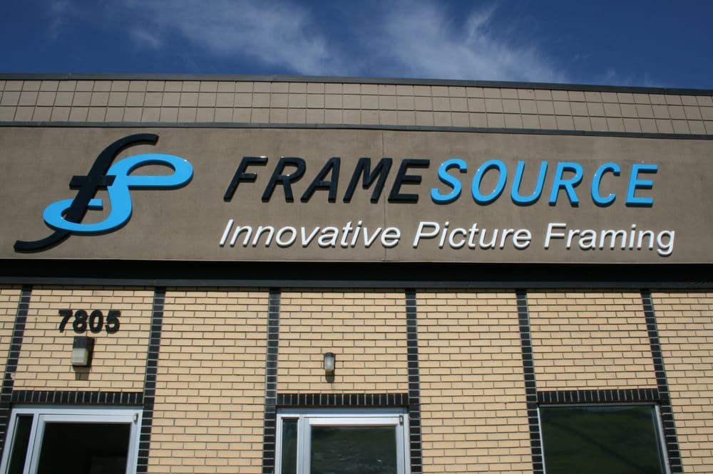 Frame Source - 12 Photos - Framing - 7805 Flint Road SE, Calgary, AB ...