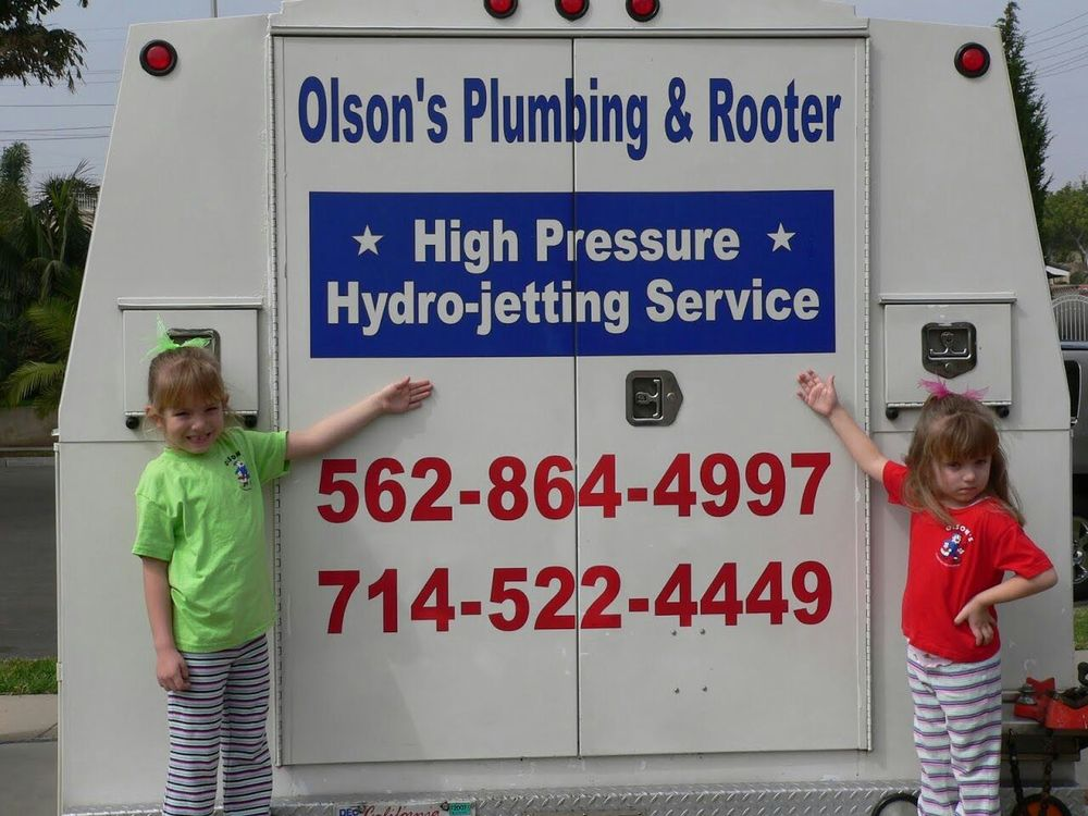Olson's Plumbing and Rooter