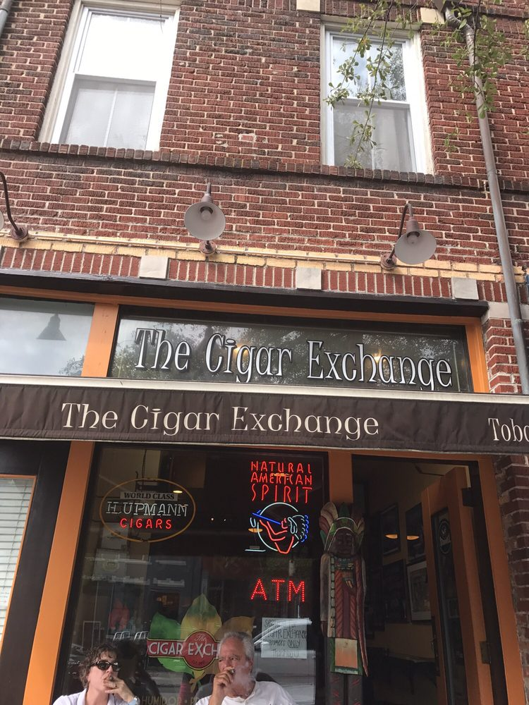 The Cigar Exchange: 107 Market St, Wilmington, NC