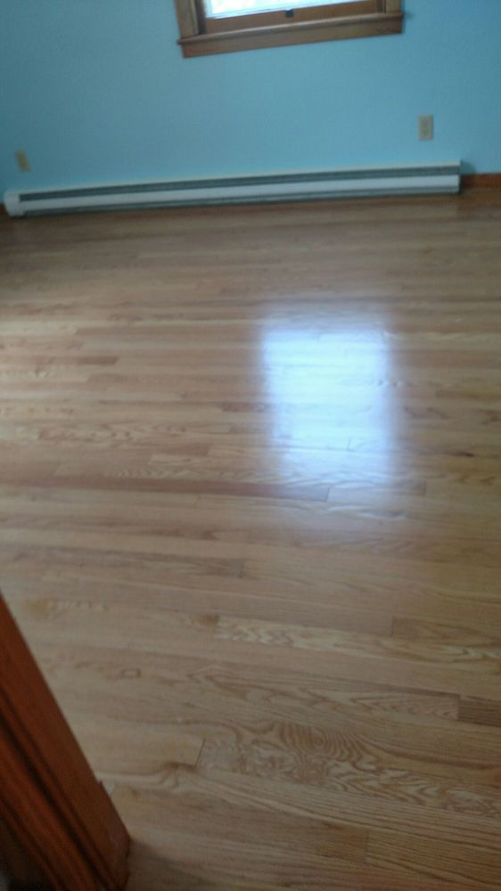 Photo Of A1 Hardwood Floors Mineral Va United States Another Satisfied Customer