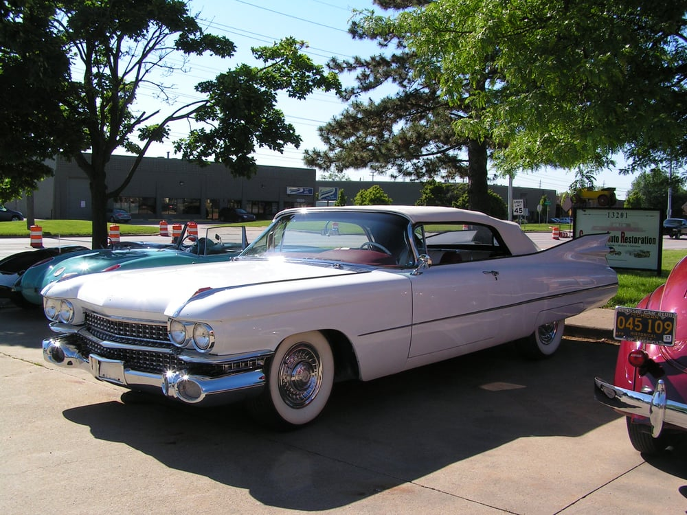 Complete Auto Restorations - Body Shops - 13201 Newburgh Rd, Livonia ...