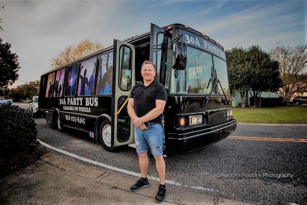 Beach Party Bus: Miramar beach, FL