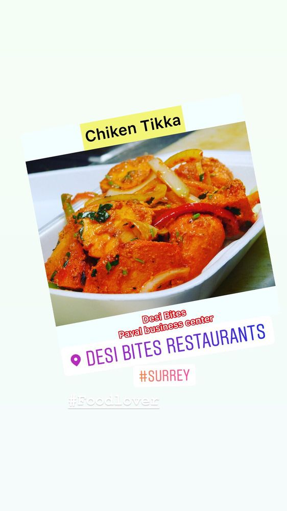 Desi Bites 17 Photos Indian 12877 80 Avenue Surrey