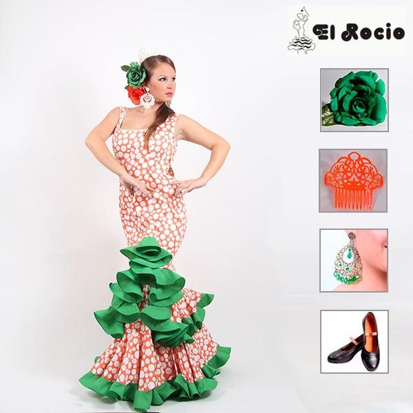 Vestidos flamenca baratos malaga