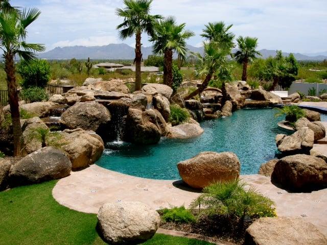 You Can Build Your Own Arizona Luxury Swimming Pool Yelp