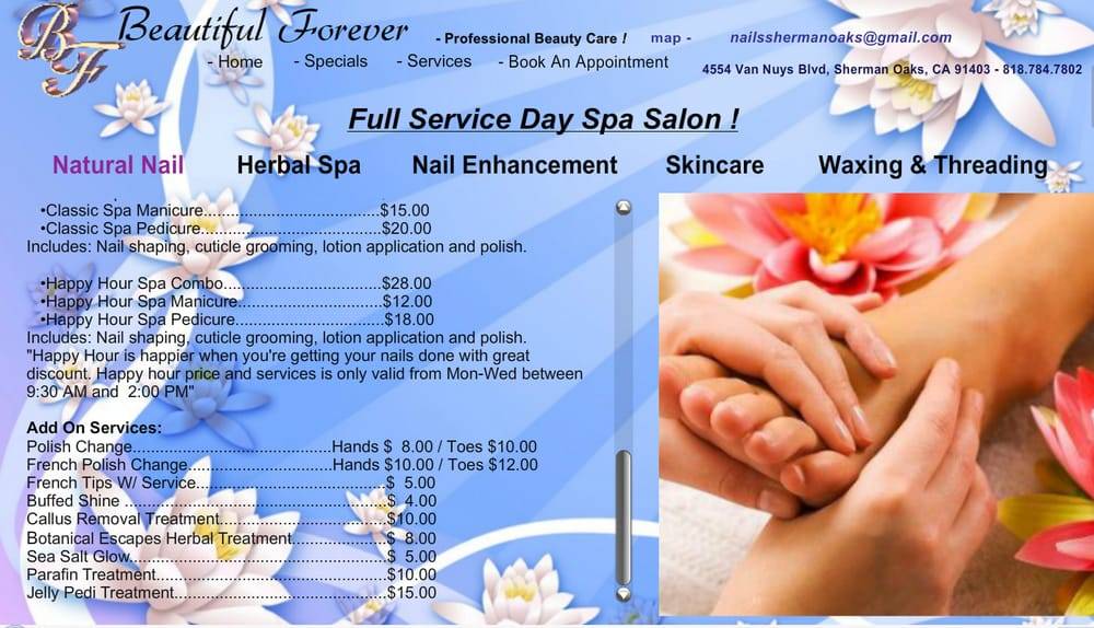 Beautiful Forever Nail & Spa
