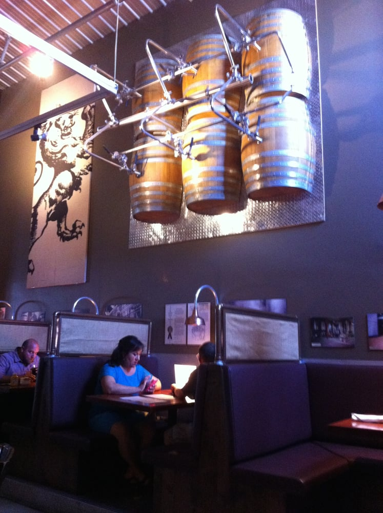 Firestone Walker Taproom Restaurant Paso Robles Ca