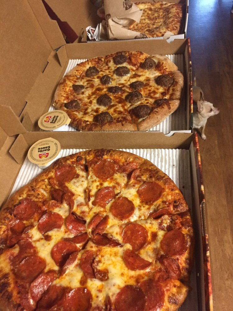 Marco's Pizza: 8415 Cheswick Oak Ave, Jacksonville, FL