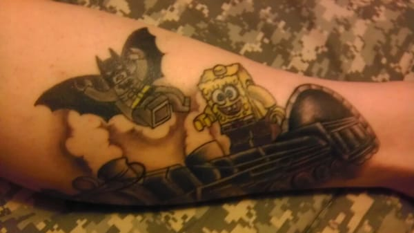 Story Of My Life Tattoo 103 E Laurel St Fort Collins, CO Tattoos ...