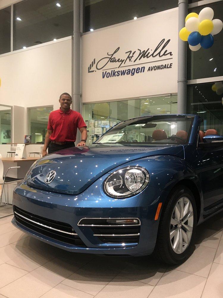 Larry Miller Volkswagen >> Jawuan From Larry H Miller Volkswagen Stop By To See Him