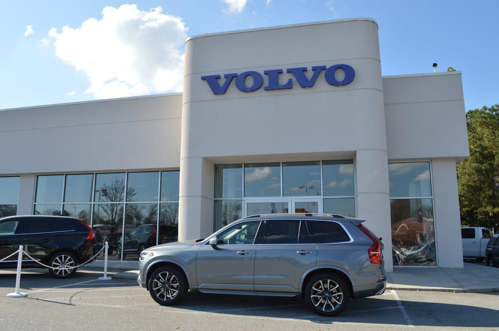 Gerald Jones Volvo Storefront Yelp
